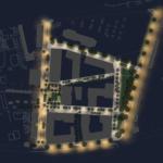 Rennes, Espaces publics de la ZAC de Guines – 2020