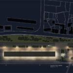 Aurillac, Pôle d'échange intermodal – 2020